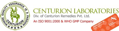 centurion laboratories